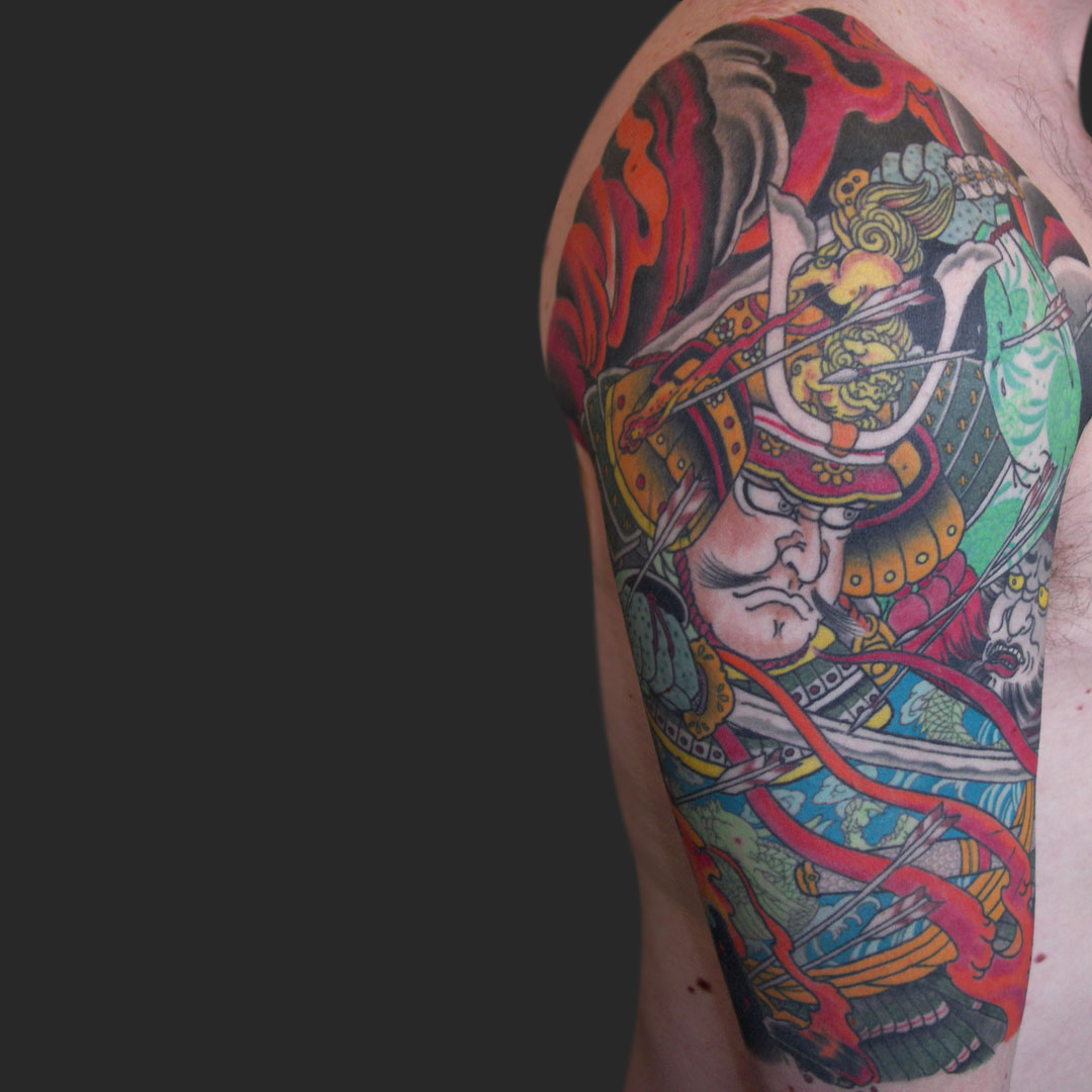 rock-of-ages-tattoo-josh-warriorarm